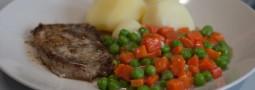 Ein Kilo Gemüse…
