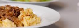 Kässpätzle (und –knöpfle) mit Salat – Pastaspecial
