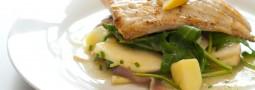 Kartoffelsalat nach Torben mit Seelachs