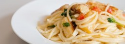 Spaghetti mit Spargel | Don't Panic!